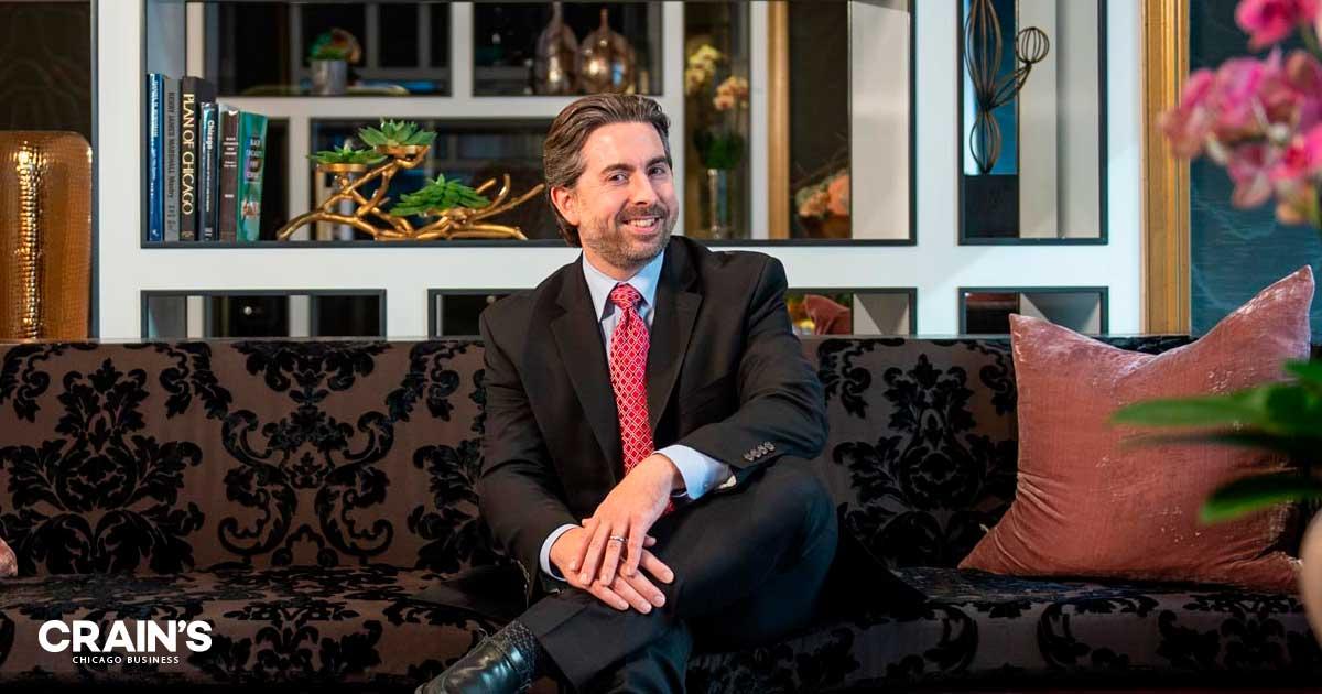 40 Under 40 2018 Jason Luke Crain S Chicago Business