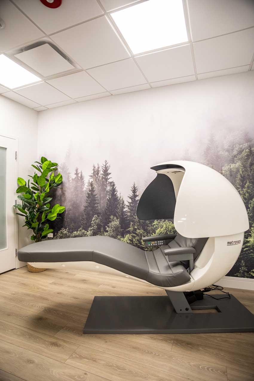 Rush Wellness center: Most unique feature
