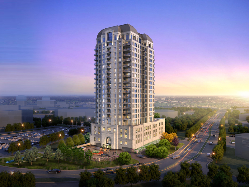 Luxury Condo Tower Approved For Oak Brook Mall