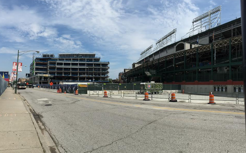 Mayor Emanuel Announces Wrigley Plaza Agreementwithout Cubs