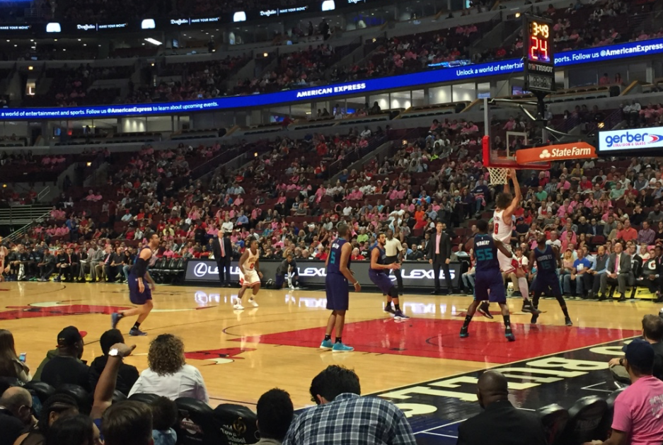 Chicago Bulls Hike Court Side Seat Prices Keep Other Tickets Flat