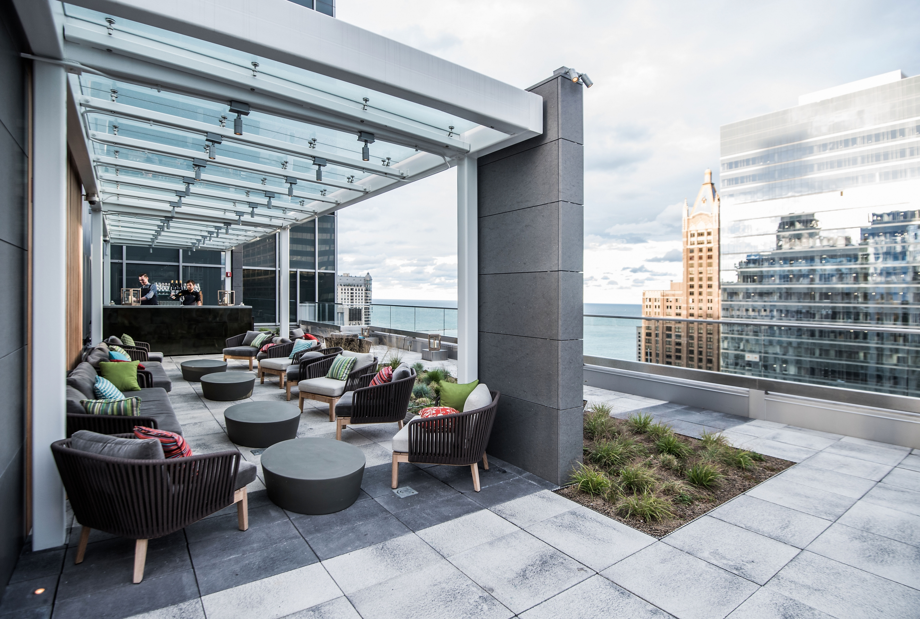11 outdoor dining and drinking spots in downtown Chicago for the ...