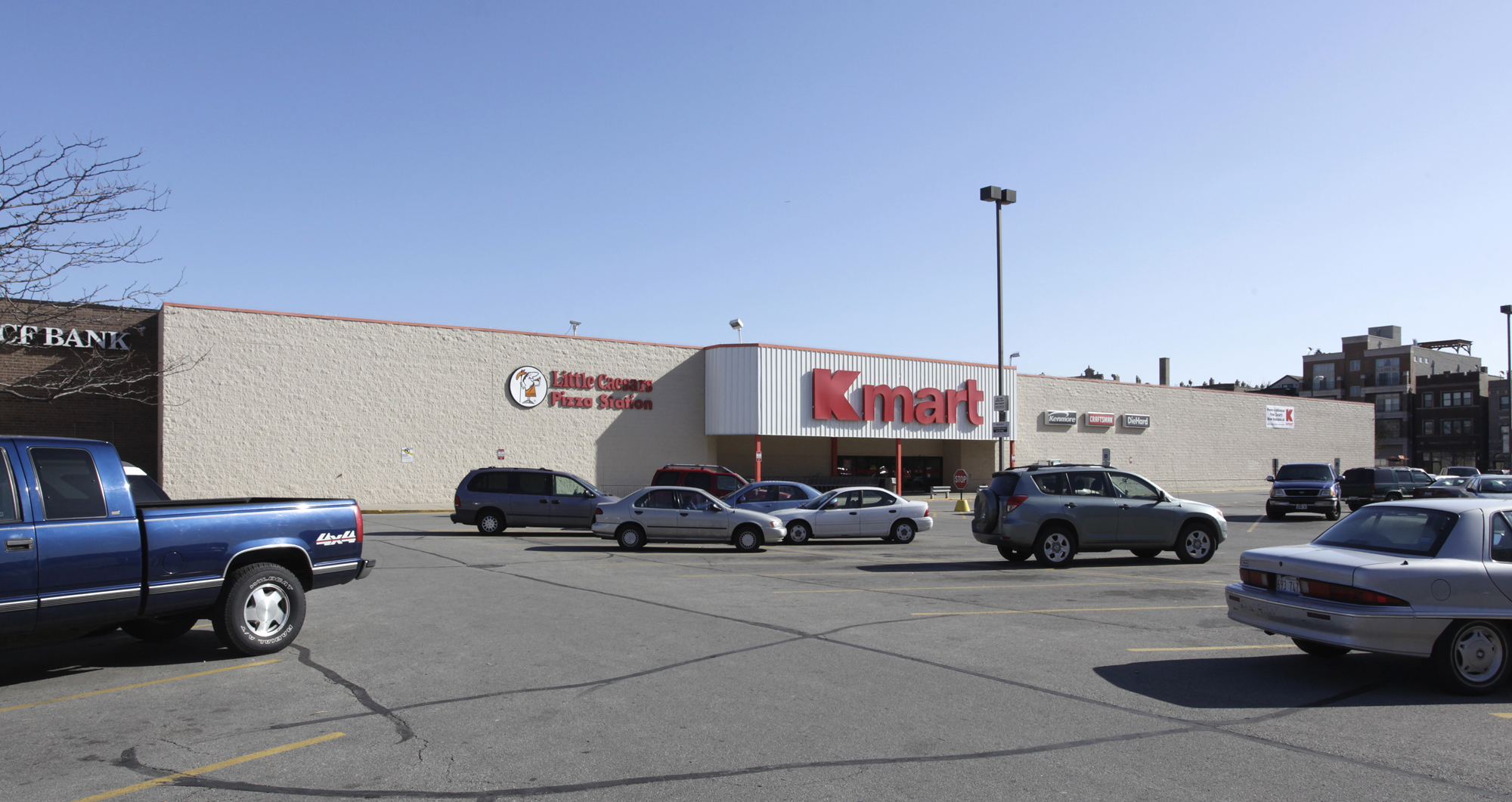 Lowe S Taking Over A Kmart Site In Wicker Park In Chicago