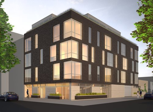 north park ventures plans lakeview apartment buildings