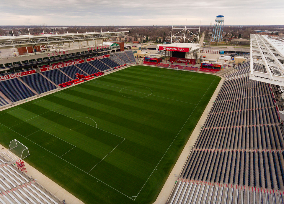 A New Name For Toyota Park