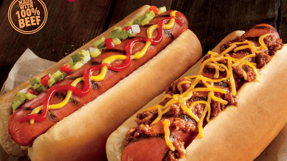 Backyard Coney Island Menu burger king adds hot dogs to menu