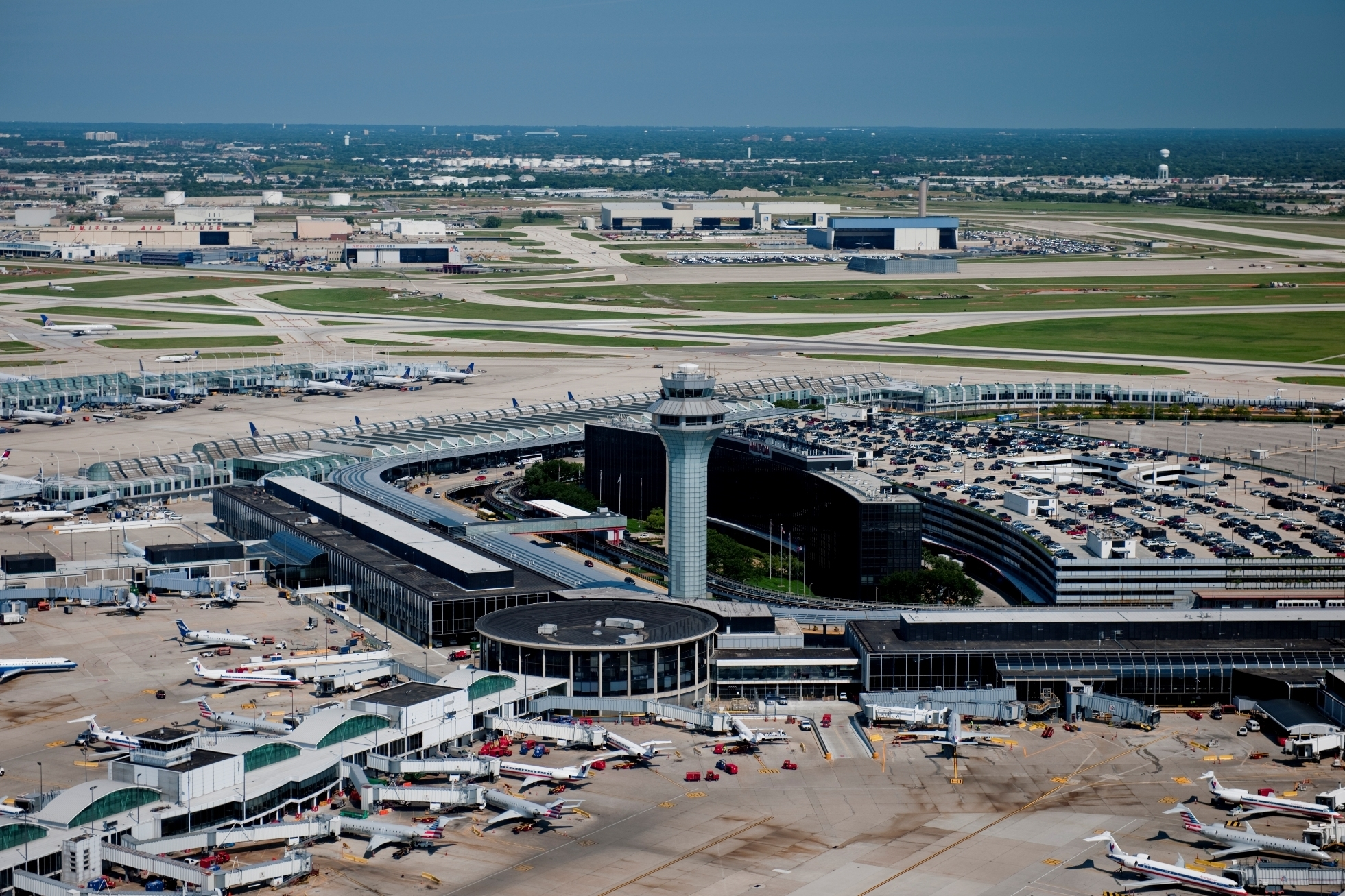 Ohare airport 2nd to atlantas hartsfield for worlds busiest worlds busiest airport title slips further from ohares grasp m4hsunfo