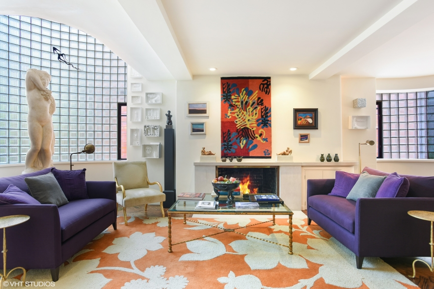 Art deco home at former frank fisher studio house for sale