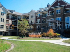 Suburban Retirement Community Files For Bankruptcy