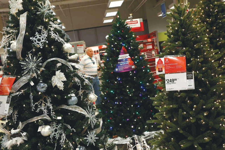 Will Sears have a merry Christmas?