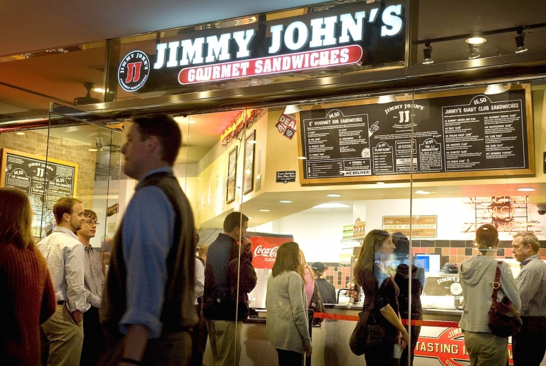 Madigan Sues Jimmy Johns Over Employee Noncompete Agreements