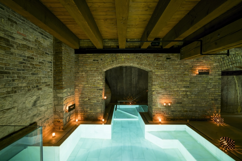 Aire Ancient Baths opening in Chicago
