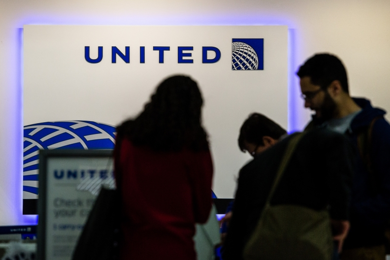 United Airlines raising price of checked baggage