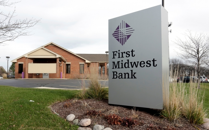 first midwest acquiring bridgeview bank group