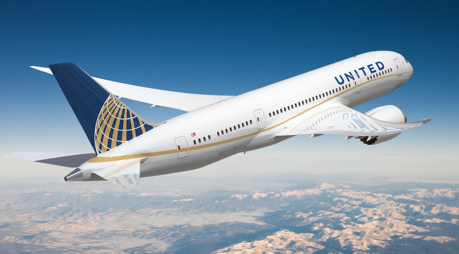 united airlines expansion boosts sales profits and share price